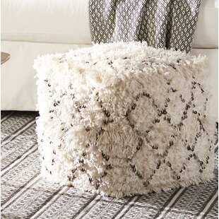 Tianna Moroccan Wedding Quilt Ottoman by Mistana