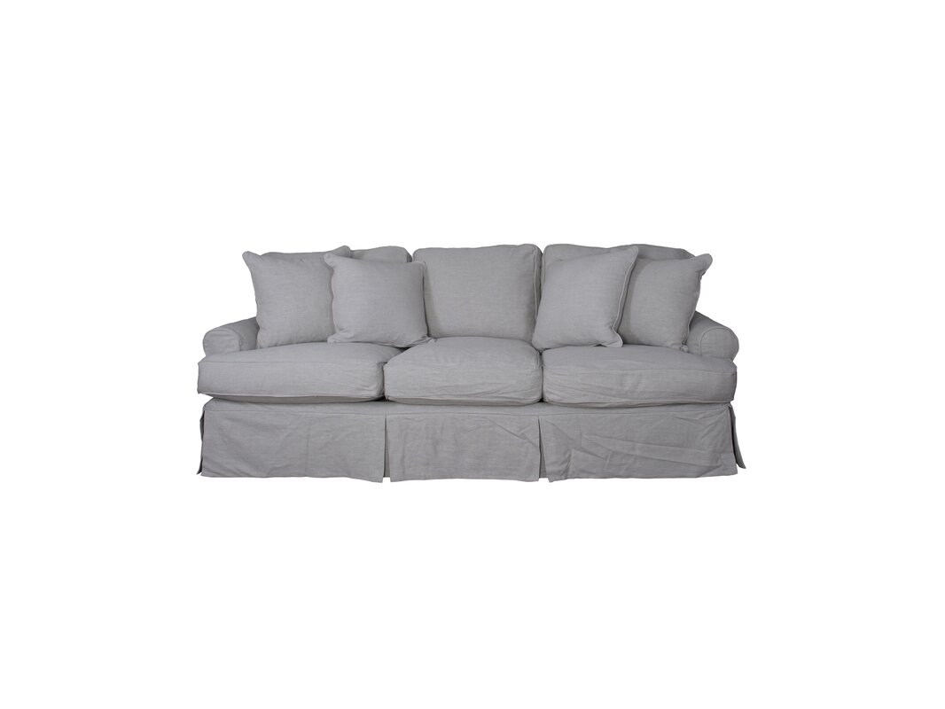 High Quality Callie T Cushion Sofa Slipcover Set