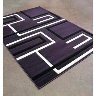 Price Check Purple Area Rug ByRug Tycoon