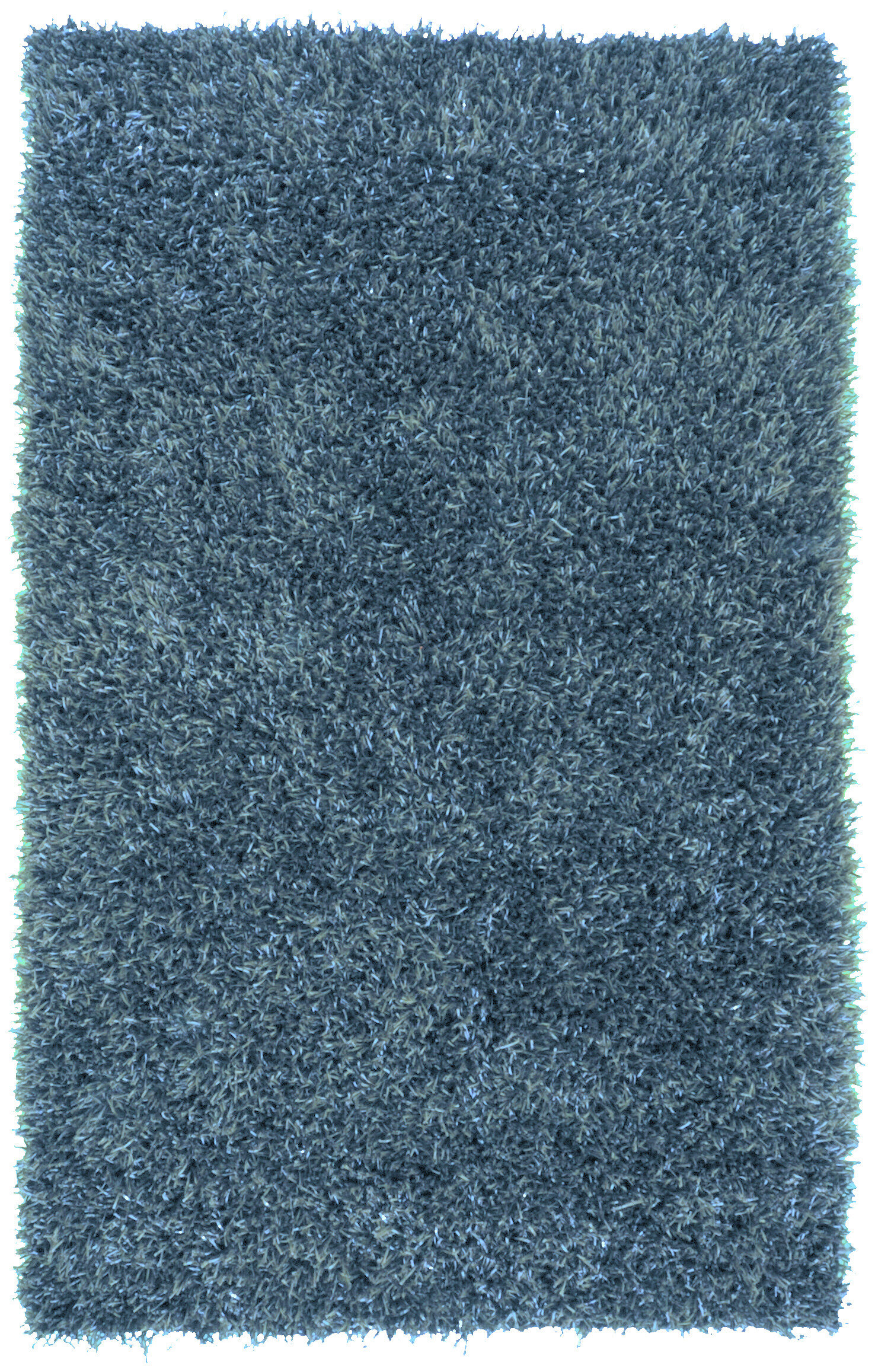 Ivy Bronx Dodge Handwoven Blue Area Rug Reviews Wayfair