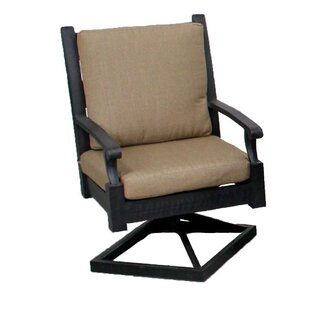Manhattan Patio Chair with Cushion (Set of 2)