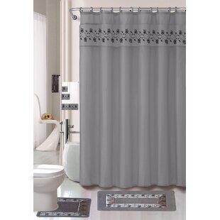 Royal Shower Curtain Set