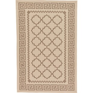 Georgianna Beige Indoor/Outdoor Area Rug