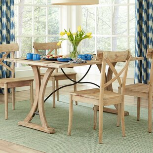 One Allium Way Dupre Folding Top Dining Table