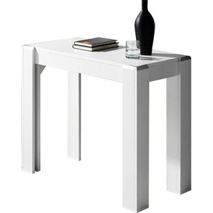 Latitude Run Nannie Extendable Dining Table