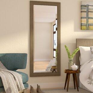 Shopping for Rectangle Beveled Wall Mirror ByLaurel Foundry Modern Farmhouse