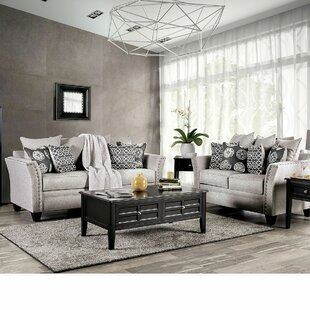 Delrosario 2 Piece Living Room Set by Darby Home Co
