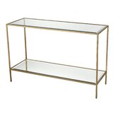 Tiggs 44 Console Table by Mercer41