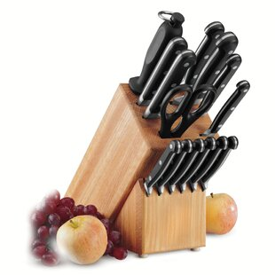 Gourmet Forged 15 Piece Block Set