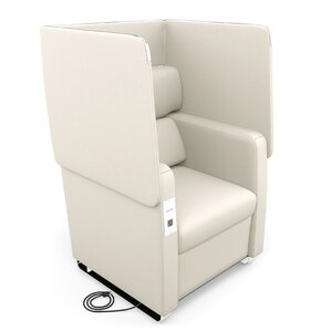 OFM Morph Series Soft Seating Convertible Chair