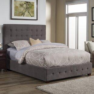 Calveston Upholstered Platform Bed