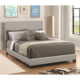 Mielke Upholstered Panel Bed