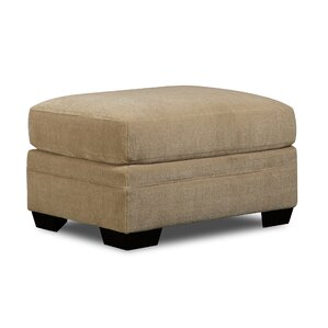 Tillmon Ottoman by Simmons Upholstery by Andover Mills