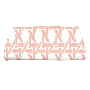 Sailer Rattan Geometric Print Bath Towel