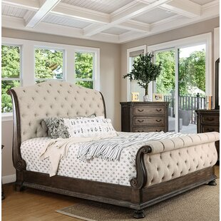 Jaylynn Upholstered Panel Bed
