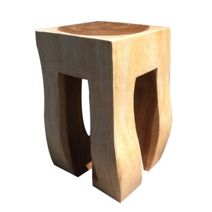 Rock n' Roll Accent Stool by Asian Art Imports