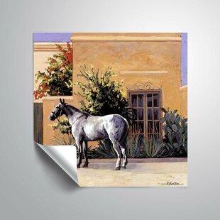 Review Hacienda Horse Wall Mural by ArtWall