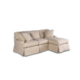 Couch With Chaise Slipcover | Wayfair