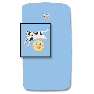 Great choice Hey Diddle Diddle Fitted Crib Sheet ByPatch Magic