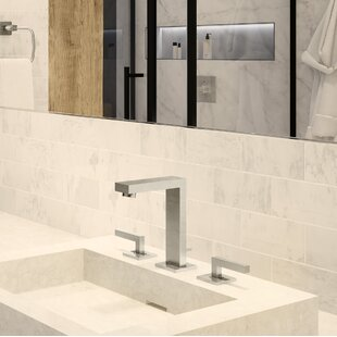 Reviews Duro Widespread Bathroom Faucet with Drain Assembly BySymmons