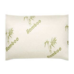 Madison Hotel Rayon from Bamboo Polyester Standard Pillow