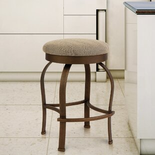 Ramsdell 26 Swivel Bar Stool by Fleur De Lis Living