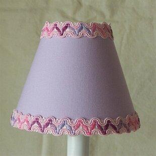 A Whisper 11 Fabric Empire Lamp Shade