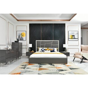 Marisol Modern 4 Piece Bedroom Set