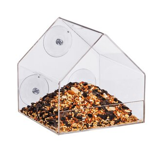 Evergreen Enterprises, Inc Abode Tray Bird Feeder