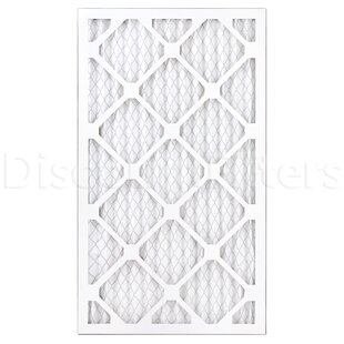 MERV 8 AC Pleated Replacement Comparable Furnace Air Filter (Set of 6)