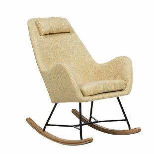 Elvis Rocking Chair By Mercury Row