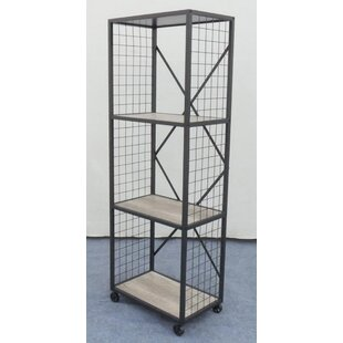 Carolina Etagere Bookcase