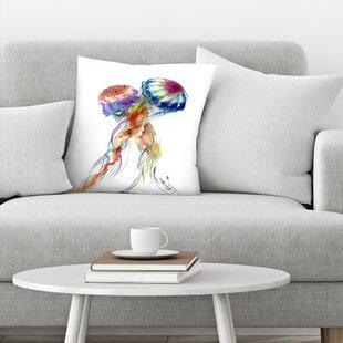 Jellyfish Pillow Wayfair