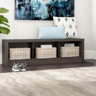 Latitude Run Reiby Storage Bench