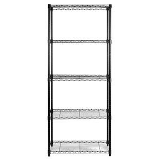 Lifewit 5-Tier Wire Adjustable Garage Storage Rack