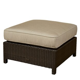 Bumper Ottoman with Cushion by Wildon Home?