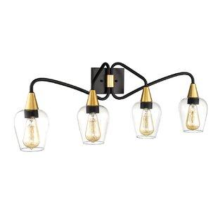 Mercer41 Yeager 4-Light Vanity Light