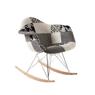 Galla Home Edith Rocking Chair