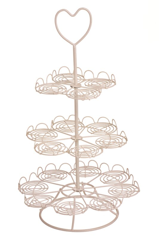 Tier Wire Cake Stands Uk
