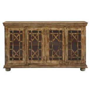 Astoria Grand Ardon 4 Door Accent Cabinet