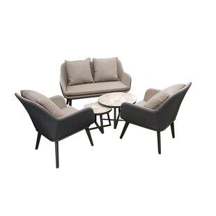 Householder 4 Seater Sofa Set By Sol 72 Outdoor