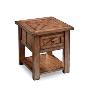 Loon Peak Anchusa End Table