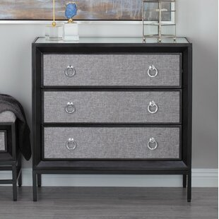 3 Drawer Chest by Cole & Grey