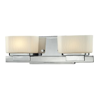 Humphery 2-Light Vanity Light by Bloomsbury Market
