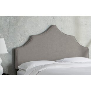 Online Reviews Sutcliffe Upholstered Panel Headboard by Rosdorf Park