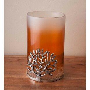 'Tree of Life' Glass Hurricane