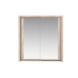 2 Door Sliding Wardrobe By Brayden Studio