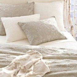 manor cotton house floral duvet cover - Pine Cone Hill Bedding