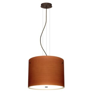 Besa Lighting Tamburo 3 Light LED Pendant