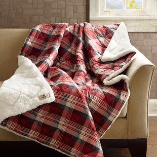 Tasha Down Alternative Softspun Fabric Throw